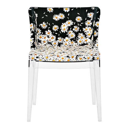 Kartell Mademoiselle Moschino Daisies Tub Chair ...