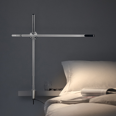 Jake dyson csys clamp light black or silver bright for 37 years