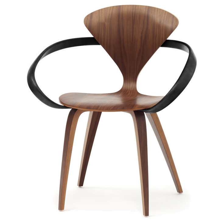 ... Cherner Dining Armchair Plywood   Designed By Norman Cherner ...