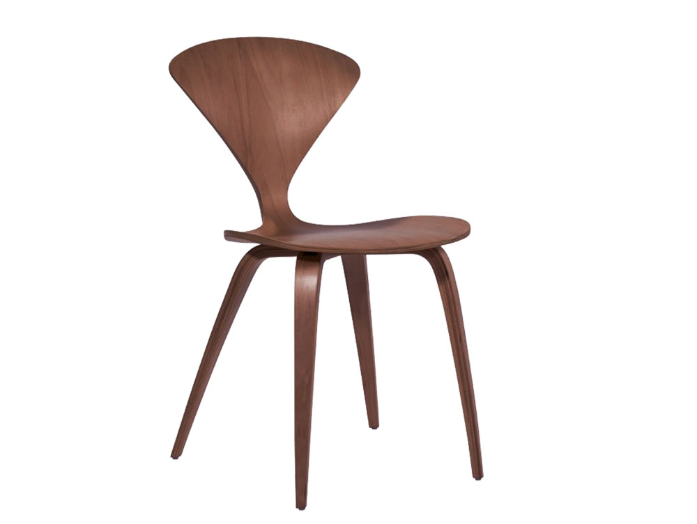 Cherner Side Chair Plywood   Designed By Norman Cherner. Nextprev