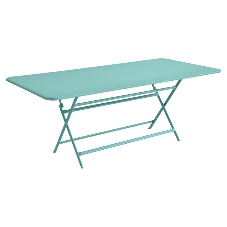 ... Fermob Caractère Rectangular Folding Table (90 X 190cm) ...