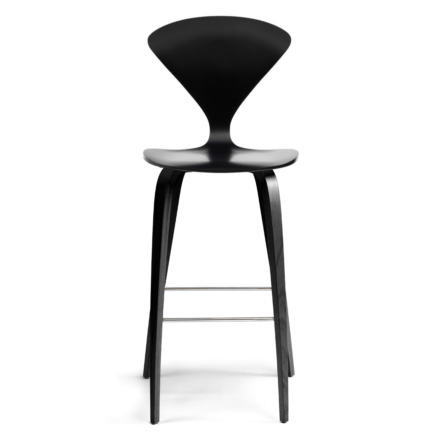 Cherner Counter Stool With Wooden Legs - The Original