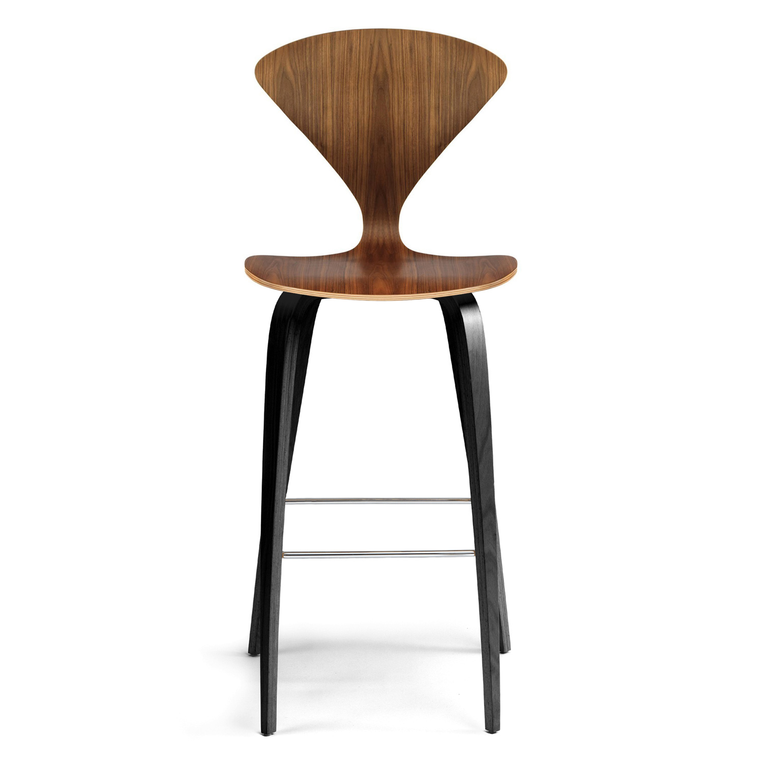 Counter Stool With Wooden Legs - The Original