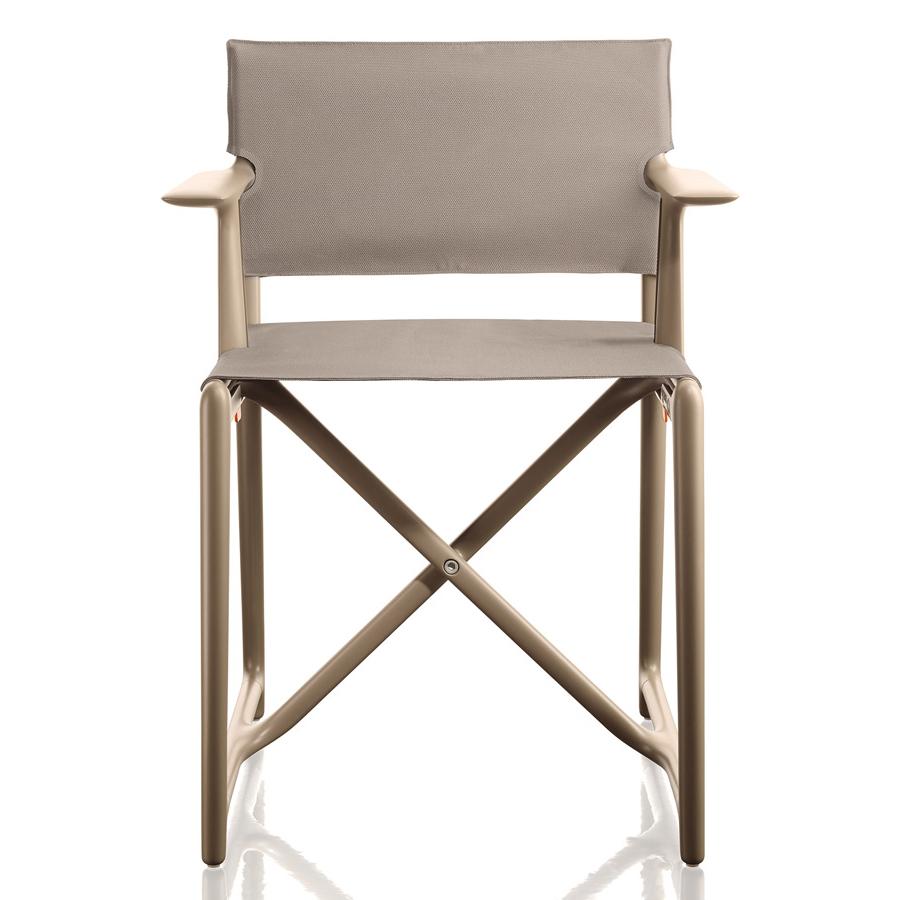Gentil Magis Stanley Folding Armchair   A Modern Directors Chair ...