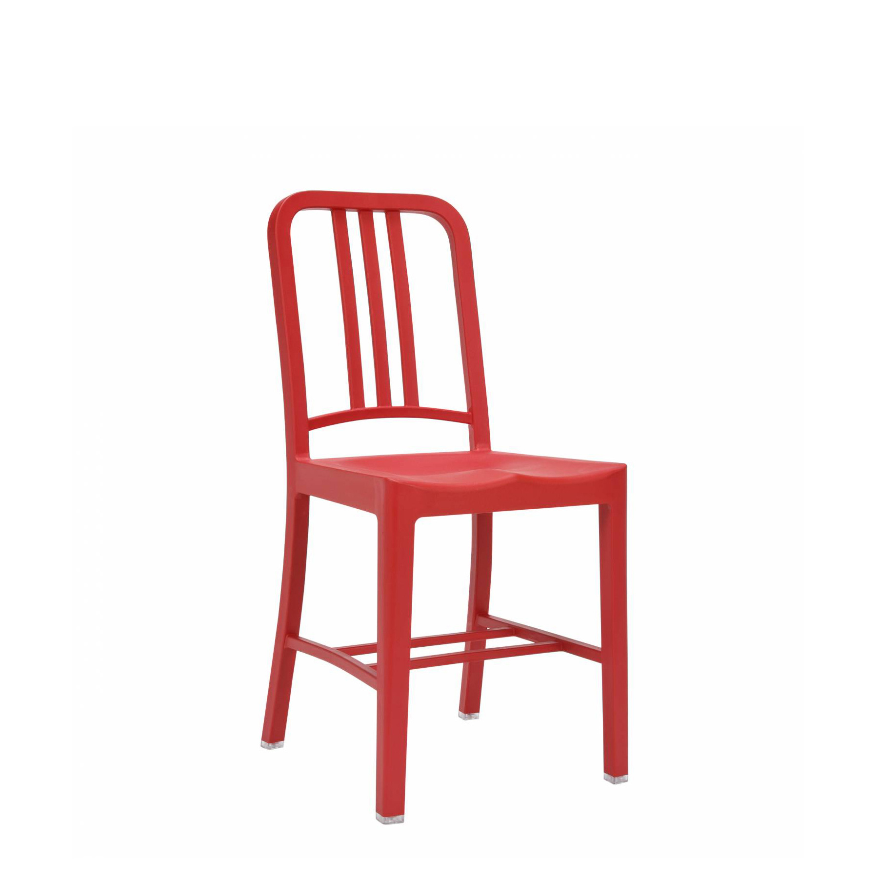 111 Navy Chair Coca Cola Made from 111 Recycled Plastic Bottles