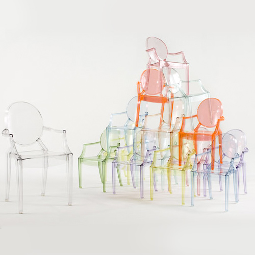 Lou Lou Ghost Childs Armchair