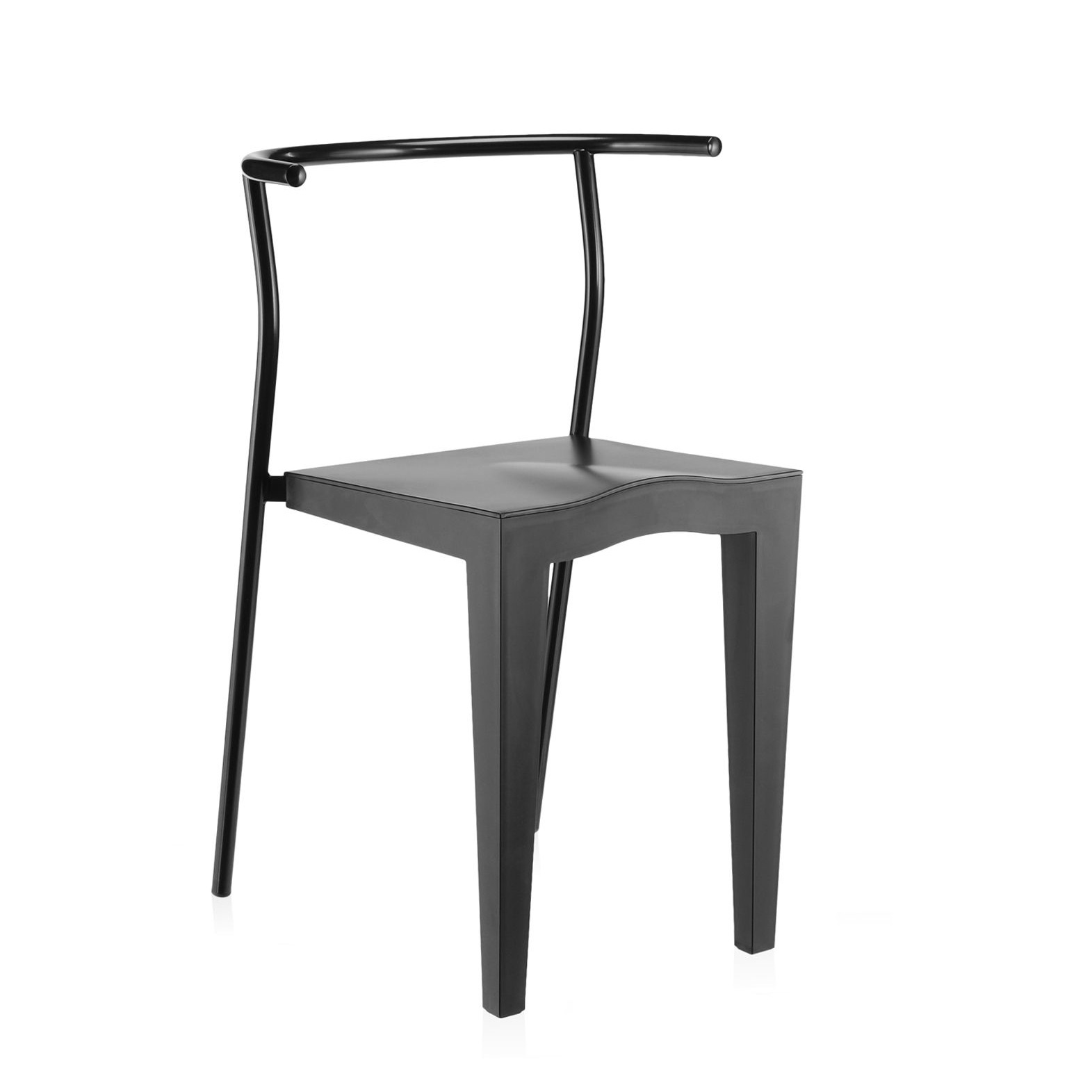 Kartell Dr Glob chair designed by Philippe Starck