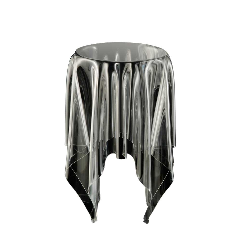 Essey Tall Illusion Clear Table Cloth Table ...
