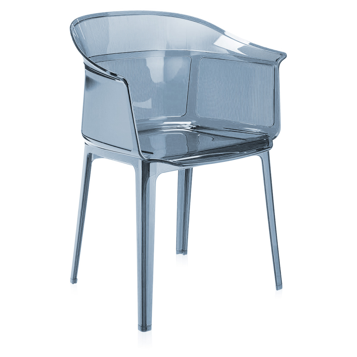kartell papyrus armchair designed by ronan erwan bouroullec