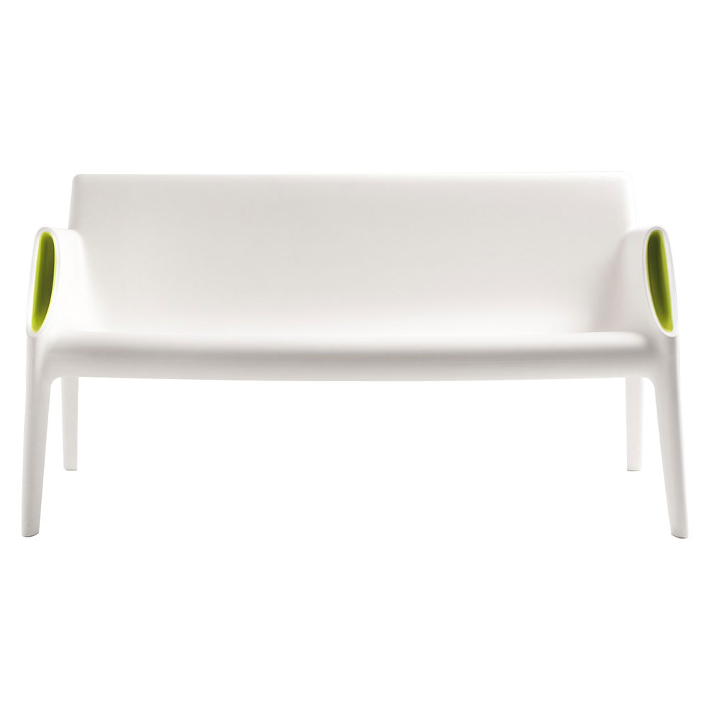 Kartell Garden Furniture Kartell magic hole sofa by philippe starck free shipping workwithnaturefo
