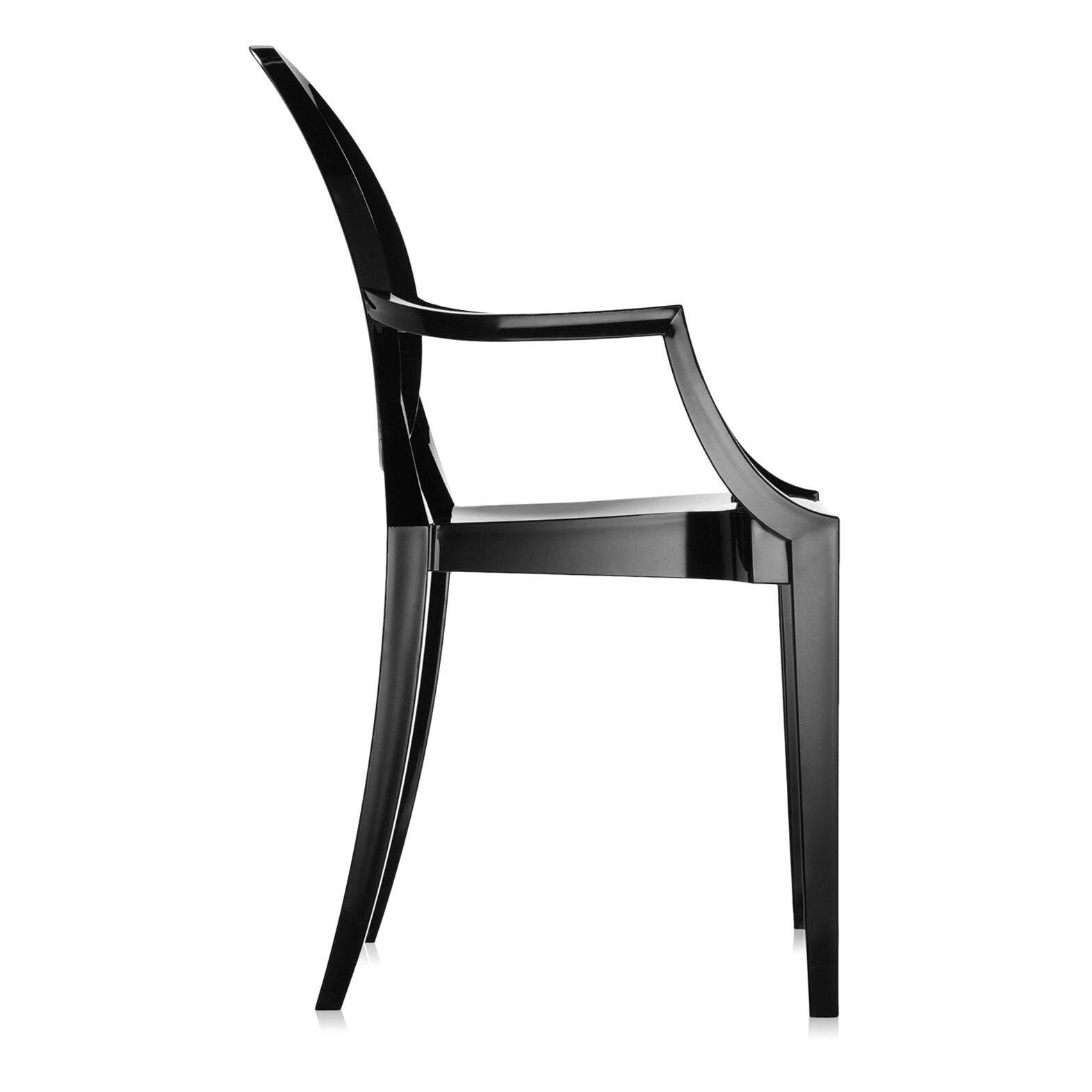 Kartell Louis Ghost Armchair - A Modern Twist on the Louis XV Chair