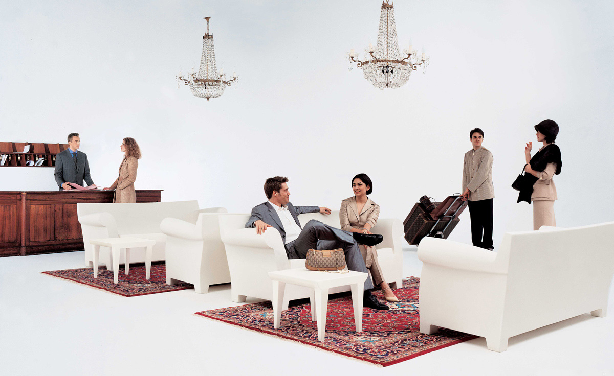 ... Kartell Bubble Club Outdoor Sofa Sale   Designed By Philippe Starck