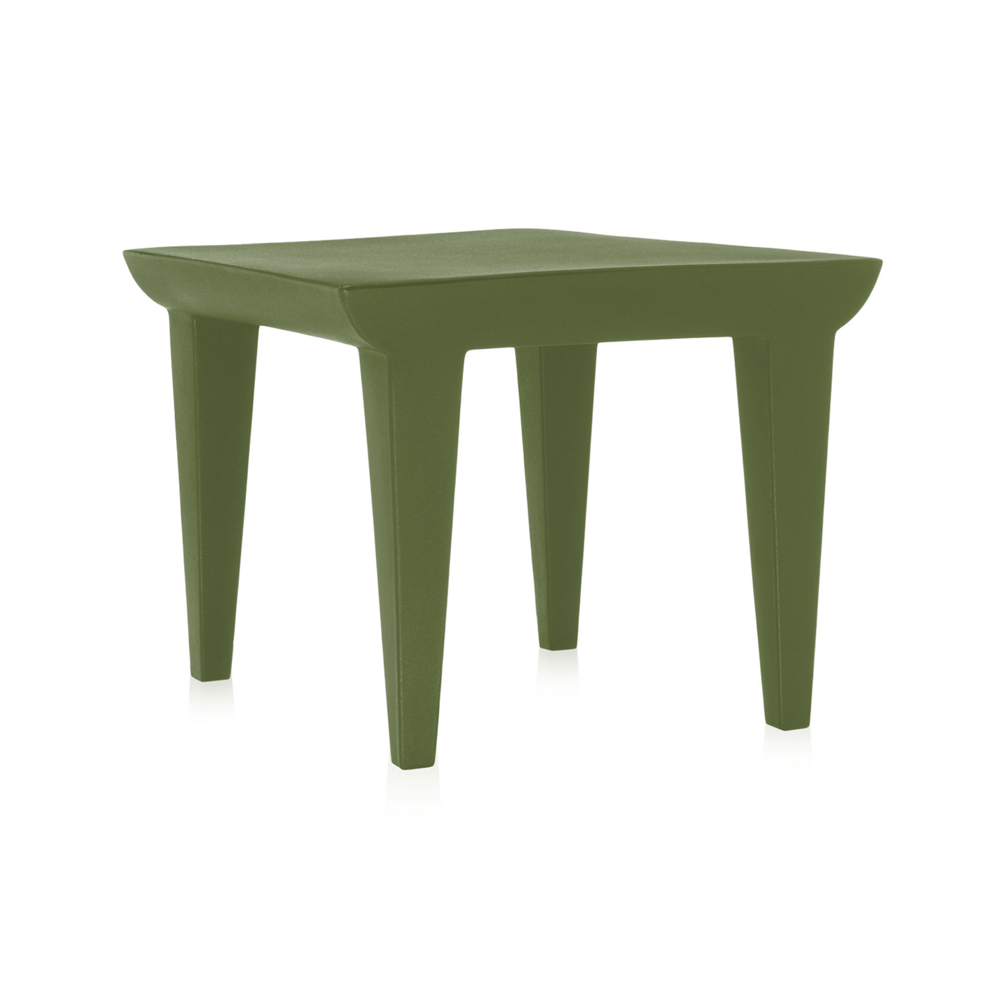 ... Kartell Bubble Club Low Side Table By Philippe Starck ...