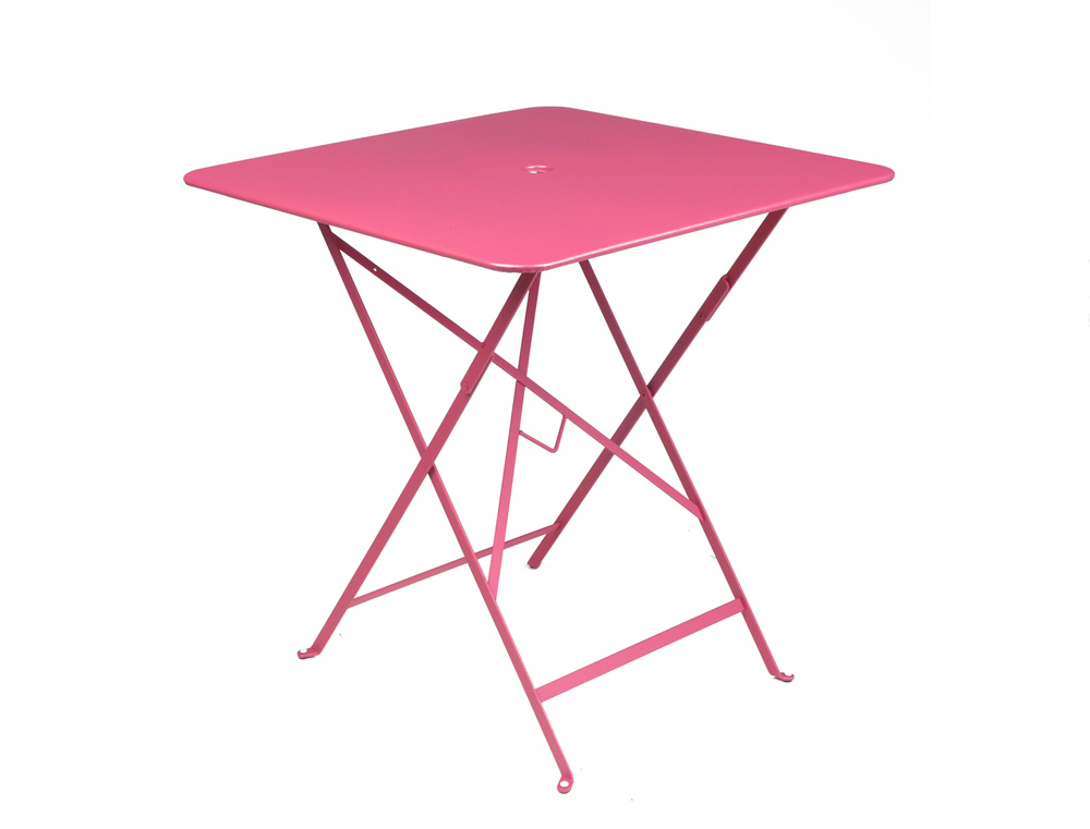 Fermob Bistro Folding Table   71cm Square Top