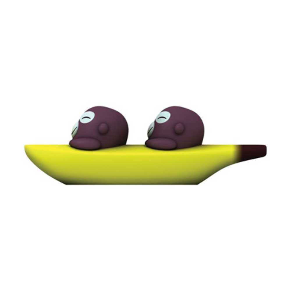 a di alessi banana bros salt and pepper set -