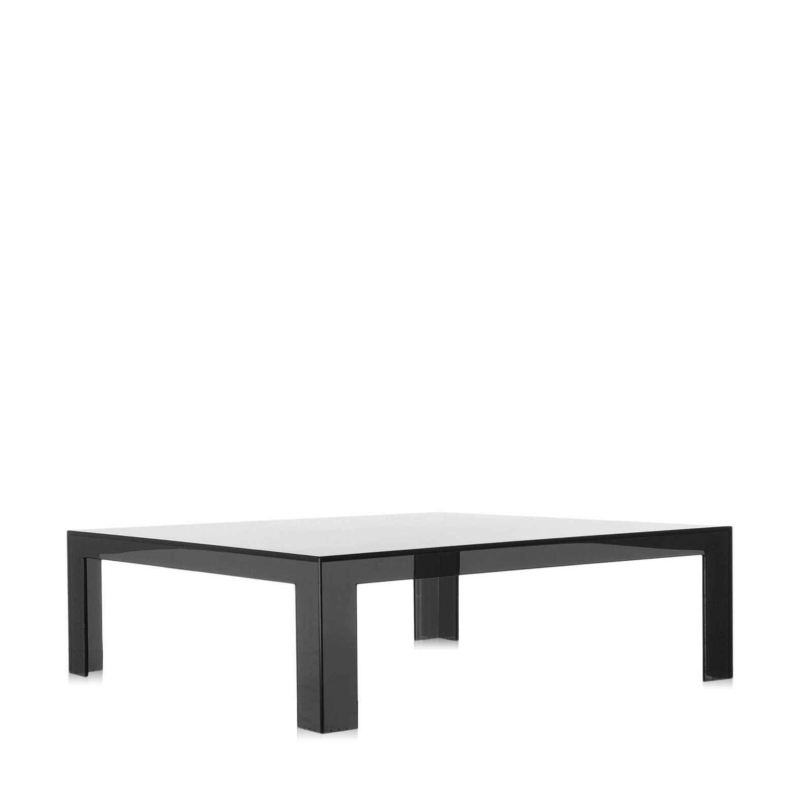 Buy Kartell Invisible Square Coffee Table From Connections At Home - Kartell invisible coffee table