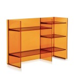 Kartell Sound-Rack Stacking Cabinet
