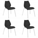 Kartell Maui chairs set of 4