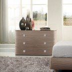 Valentini SATURNO wide drawer chest