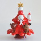 A di Alessi Xmas Friends Figurine