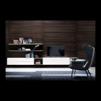 Silenia Graphos Plus - Contemporary Wall Units (Panels, Cabinets & Shelving)