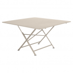 Fermob Cargo Square Folding Table (128 x 128cm)