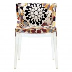 Kartell Mademoiselle Missoni Chair - Vevey Burnt Tones