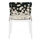 Kartell Mademoiselle Moschino Daisies chair