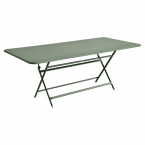 Fermob Caractère Rectangular Folding Table (90 x 190cm)