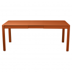 Fermob Ribambelle Table (1 Extension) (L:149/191 x W:100 x H:74 cm)