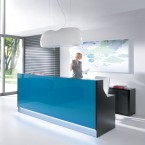 MDD LINEA Reception Desk