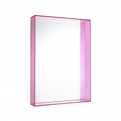 Kartell Only Me Rectangular Wall Mirror