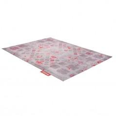 Fatboy Non-Flying Carpet Rug Big Doodle Pink