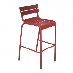 Fermob Luxembourg High Bar Stool Stacking