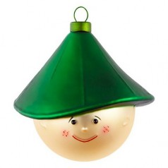 Alessi Pastorello christmas bauble AMJ13 11