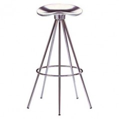 Jamaica Cast Aluminium High Bar Stool