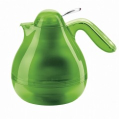 Guzzini Mimi Coffee Teapot Vacuum Flask with lever