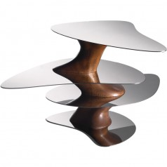 Alessi (Un)Forbidden City Floating Earth stand