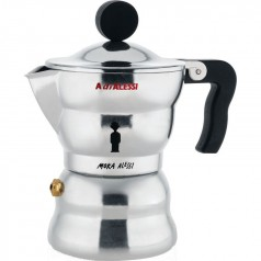 Moka Alessi espresso coffee maker