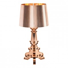 Kartell Bourgie lamp copper