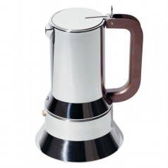 Alessi Richard Sapper espresso coffee maker 6 cup