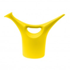 Present Time watering can yellow