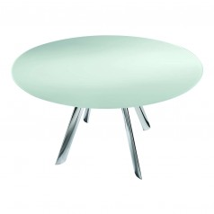 Bontempi Casa Giro 4 leg extending table
