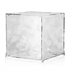 Kartell Optic cube container