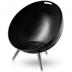 Eva Solo FireGlobe Log Burner / Scandinavian Fire Pit