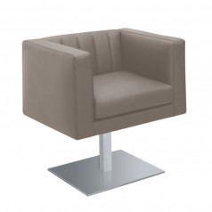 Luxy YOU3 armchair square base