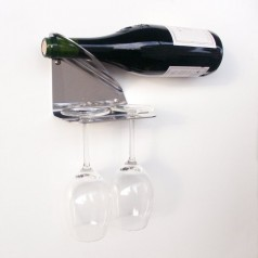 SUCK UK wine cradle