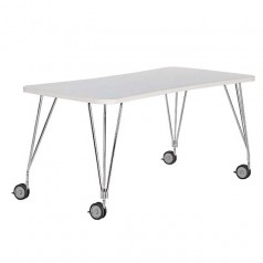 Kartell Max mobile table
