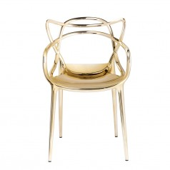 Kartell Masters Armchair - Special Metallic Version
