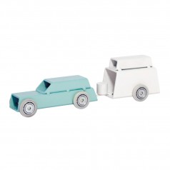 Magis Me Too ArcheToys Car 2 & Caravan trailer